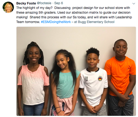 Stem Programs Should Not Be Implemented In Elementary: Bugg Elementary Entrepreneurs Create App For School Store